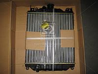 Радиатор охлаждения SUZUKI SWIFT II (пр-во Nissens), 64173A