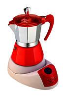 Электрическая гейзерная кофеварка G.A.T. FANTA ROSSA 2-4 TZ