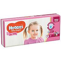 Подгузник Huggies Ultra Comfort 5 Mega для девочек (12-22 кг) 56 шт 6edfe688888