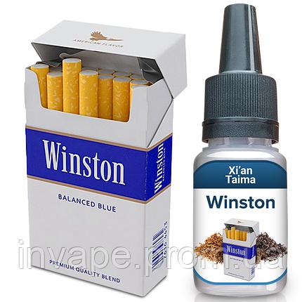 Ароматизатор Xi'an Taima - Winston (Винстон) 5мл, фото 2