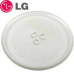 Тарелка для микроволновой печи LG под куплер 245 мм