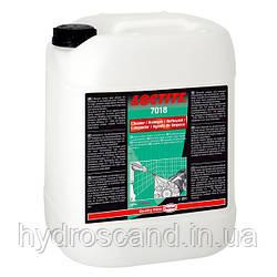 Очиститель Loctite 7018 (Локтайт 7018) - для сильно загрязненных деталей, 5 л