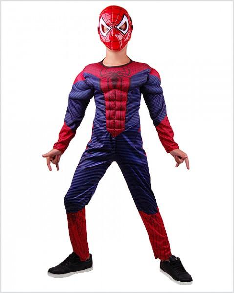 Дитячий костюм Людини-Павука з м'язами