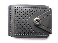 Мужской кошелек, зажим для денег. Ручная работа, фото 1