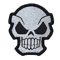 """Шевронна липучке """"Evil skull"""""""