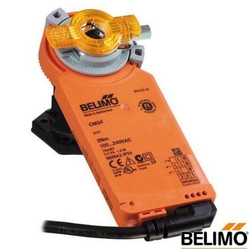 Электропривод воздушной заслонки Belimo CM24-R