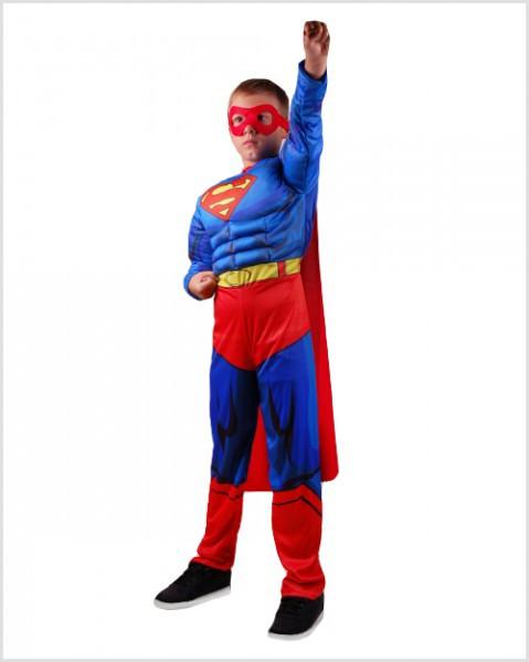 Детский костюм Супермена для мальчика