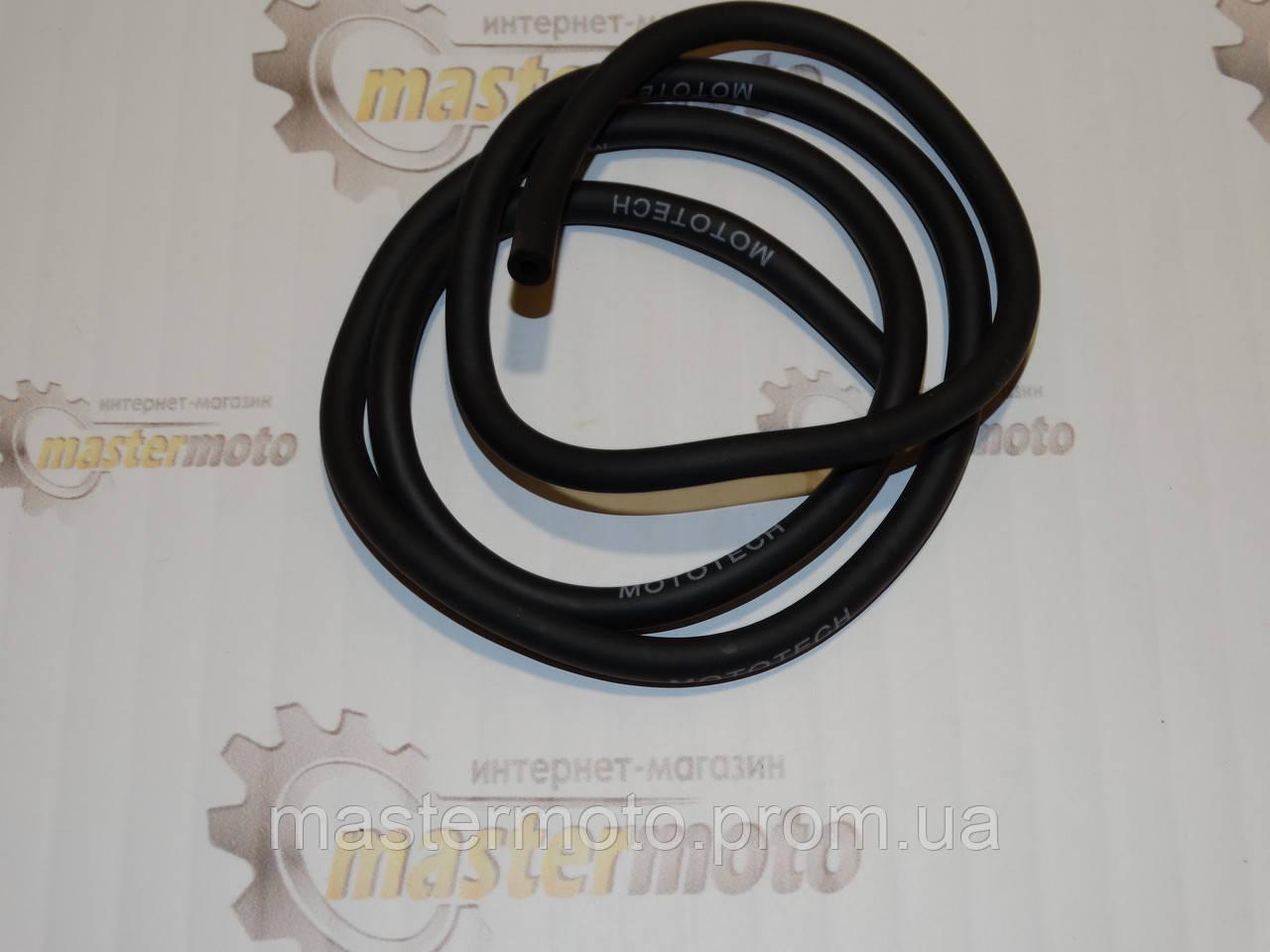 Шланг масляный для скутера Хонда (внешн.6мм/внутр.3мм), метр