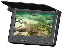 """Подводная видео камера Carp Cruiser СC43-PRO-HD для зимней и летней рыбалки 4.3"""" монитор Яркость 250 кд/м2 , фото 1"""