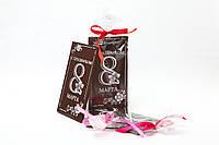 """Акционный комплект шоколадных открыток. """"Сделай женщинам подарок"""""""