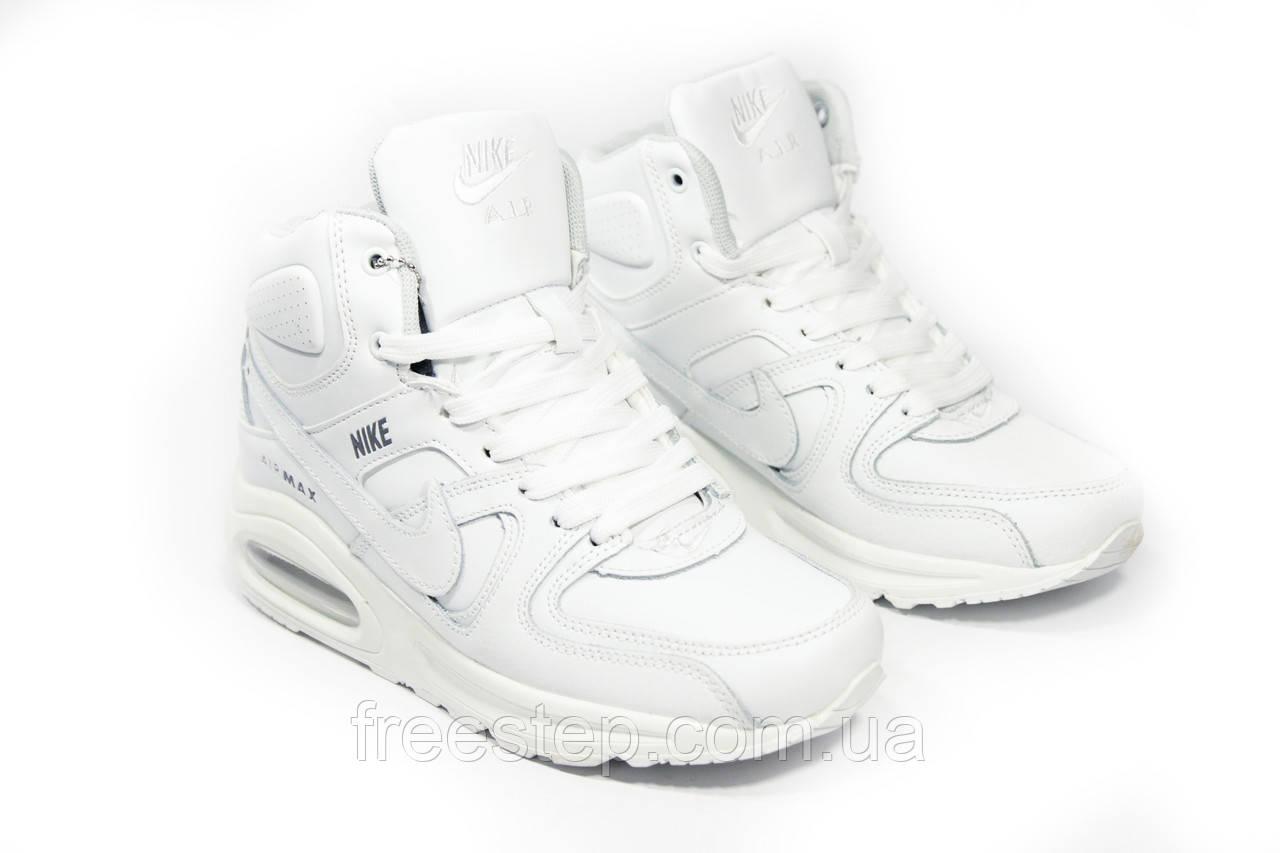 Зимние кроссовки (НА МЕХУ) женские Nike Air Max 1-105 (реплика ... 0381e52ce93
