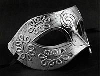 Мужская карнавальная маска римская Гладиатор