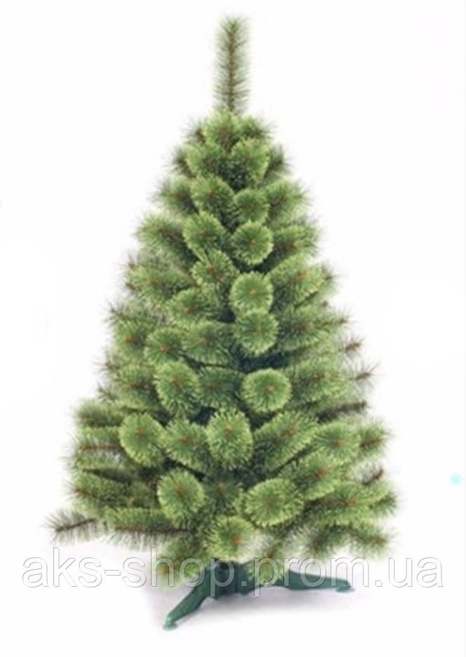 Искусственная сосна зелёная Карпатская пушистая 0,7м