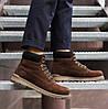 "Мужские зимние ботинки Timberland ""Broun""  ( в стиле Тимберленд ), фото 10"