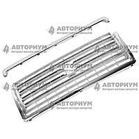 Решетка радиатора ВАЗ 2107 (хром)