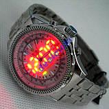 Часы Weide WH-904  Электронно механические светодиодные., фото 3
