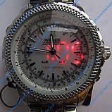 Часы Weide WH-904  Электронно механические светодиодные., фото 5