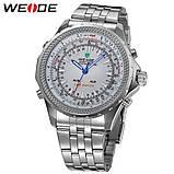 Часы Weide WH-904  Электронно механические светодиодные., фото 2