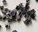Кнопка тактовая, микро(SMD) 6х6х5 мм 10 шт., фото 4
