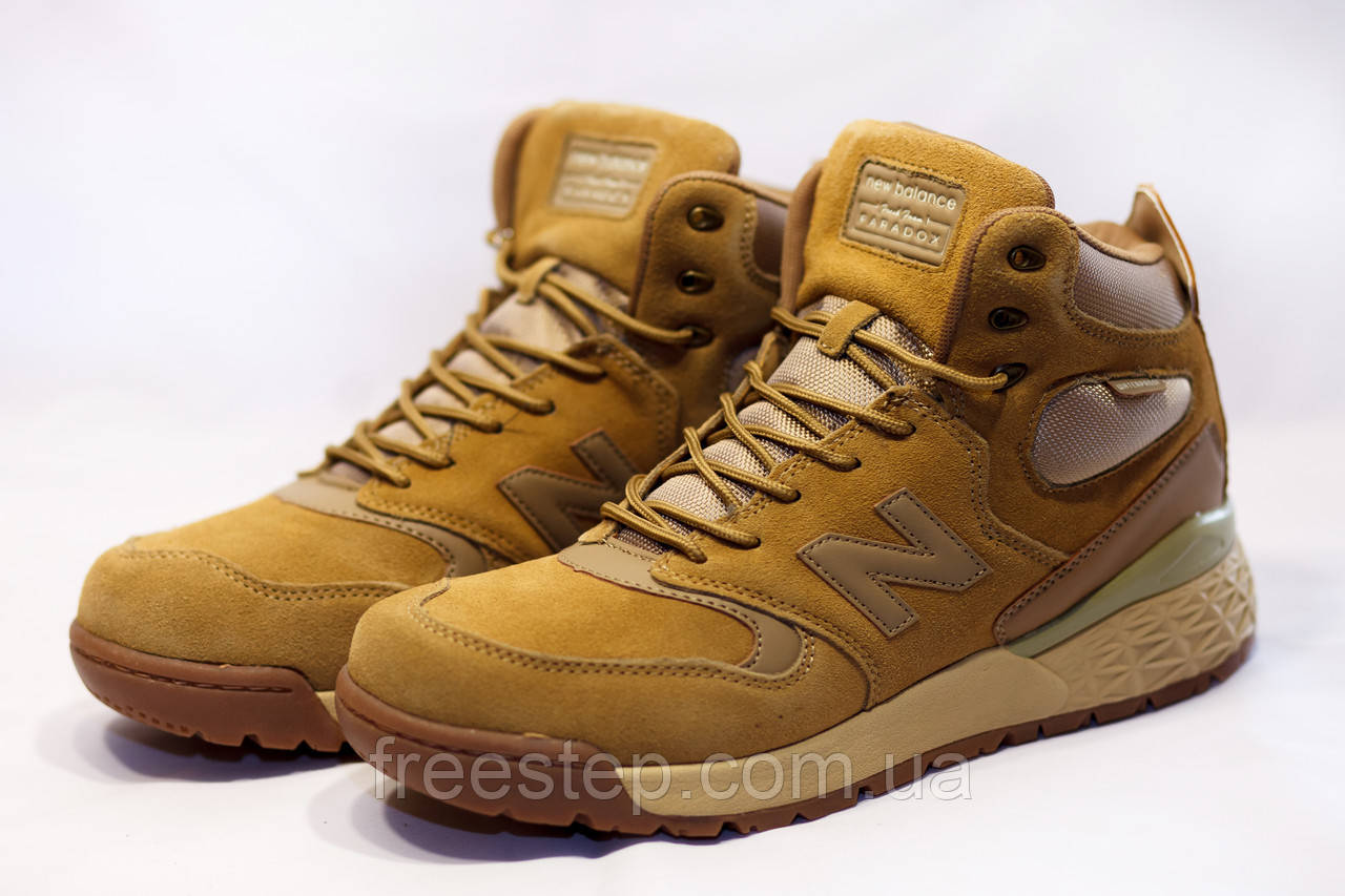 9b591783a70a Зимние кроссовки (на меху) мужские New Balance PARADOX (реплика) 4-200   продажа, цена в Одессе. от