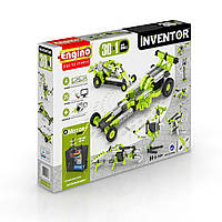 Конструктор серии INVENTOR MOTORIZED 30 в 1 с электродвигателем ТМ Engino 3030