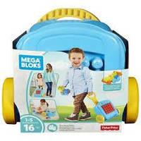 Конструктор Mega Bloks Building Basics FLT37 Чемоданчик с конструктором, фото 1
