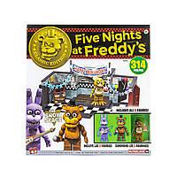 """Конструктор 5 ночей с Фредди McFarlane Toys Five Nights At Freddy's """"Сцена"""""""