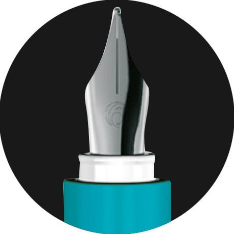 Перо из нержавеющей стали перьевой ручки Herlitz