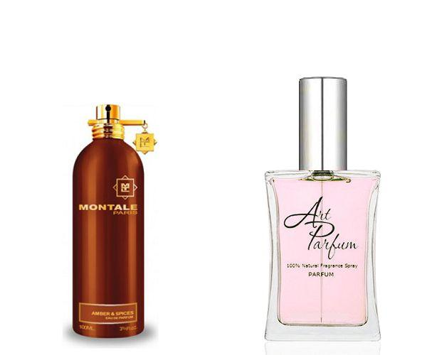 Духи 40 мл Montale Amber & Spices