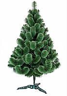 Искусственная зеленая сосна Карпатская светло-зелёная 2.5м, фото 1