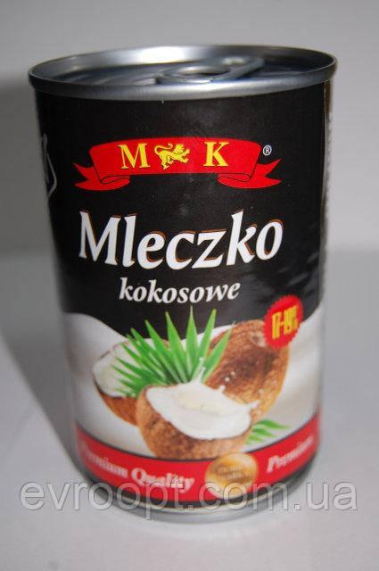 Кокосовое молоко M K 400 мл Польша, фото 1