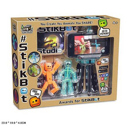 Набор для анимации STIKBOT 2105 в коробке 23*19*4см, фото 2