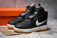 Зимние кроссовки Nike LF1 Duckboot, черные (30921) размеры в наличии ► [  36 37 38  ](реплика)
