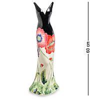 Ваза напольная Pavone Платье 60 см (104486)