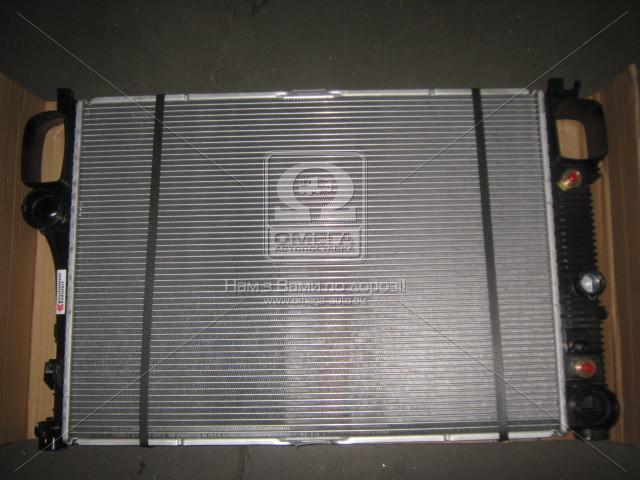 Радиатор охлаждения двигателя MB W221 S-Cl AT 05- (Van Wezel), 30002447