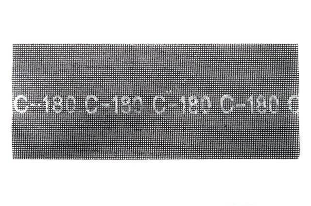 Сетка абразивная 115х280мм P80 INTERTOOL KT-6008, фото 2