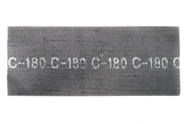 Сетка абразивная 115*280мм, К80, 10ед. Intertool KT-6008