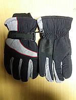 Детские  непромокаемые лыжные перчатки    8-10 лет, фото 1
