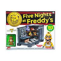 """Конструктор 5 ночей с Фредди McFarlane Toys Five Nights At Freddy's  """" За кулисами"""""""