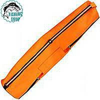 Чехол для ледобура оранжевый 100, 130, 150, 180.
