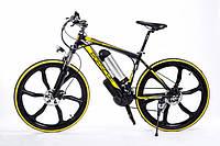 Электровелосипед Porshe electrobike RD Желтый 350 (20181116V-26)