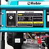 Бензиновый генератор 5.5 кВт 220 В, Rebir BEG 6000E, электрогенератор, бензогенератор, миниэлектростанция, фото 4