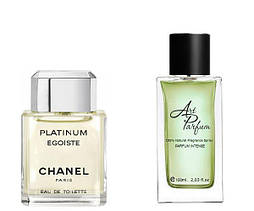 Духи Intense 100 мл Egoiste Platinum Chanel
