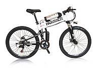 Электровелосипед Hummer electrobike foldable Белый 350 (20181116V-16)