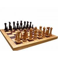 Шахматы Madon Дубовые интарсия 64х64 см (с-105)
