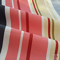 Ткани для штор, гардин CASSIS B 01-RED