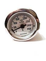 Термометр капиллярный 350°c, капилляр 1м Pakkens