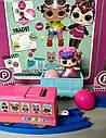 Набор Кукла LOL + поезд с рельсами и аксессуары в шариках (3 серия), фото 3