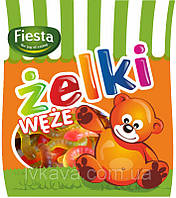 Жувальні цукерки Zelki Weze, 80 гр