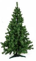 Искусственная зеленая елка Классика Королева европейская 1м